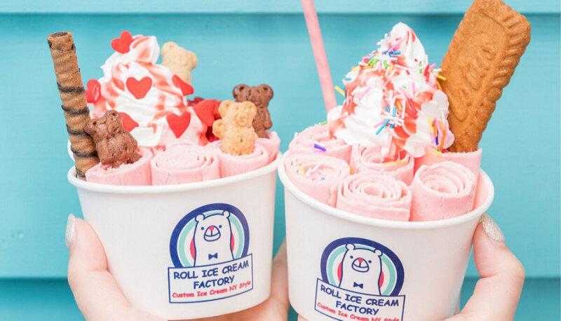 ロールアイスクリームファクトリーとは?